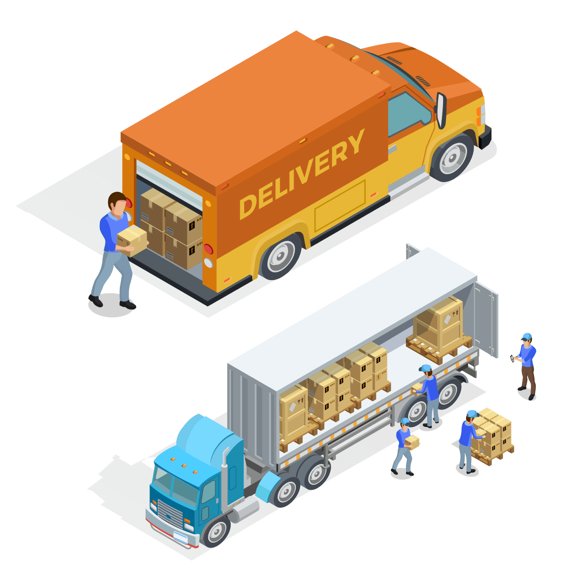 Small/Large Van Courier Service